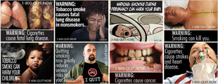 will these images deter smoking?