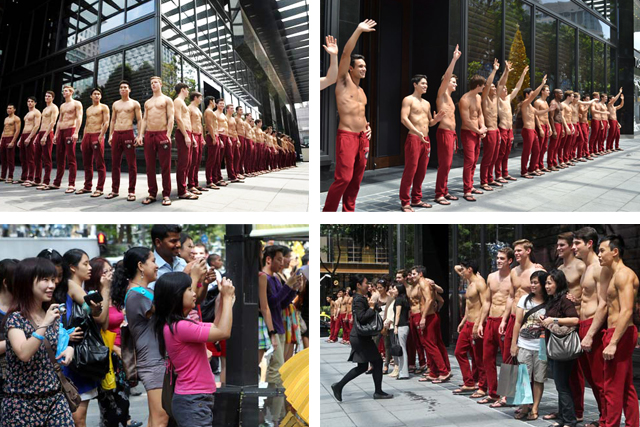 abercrombie & fitch now in singapore